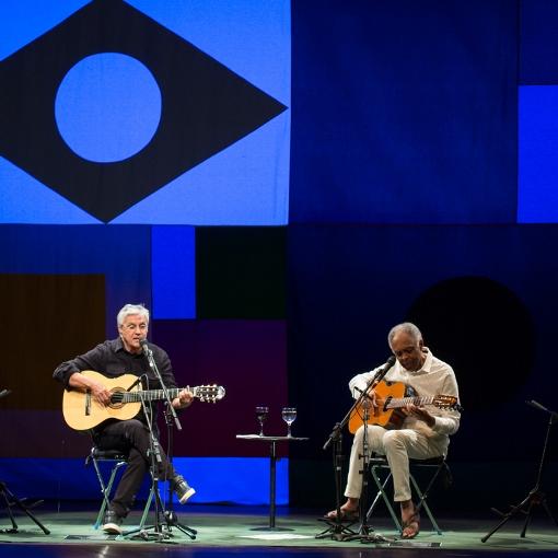 Caetano Veloso e Gilberto Gil (projecto concluído)