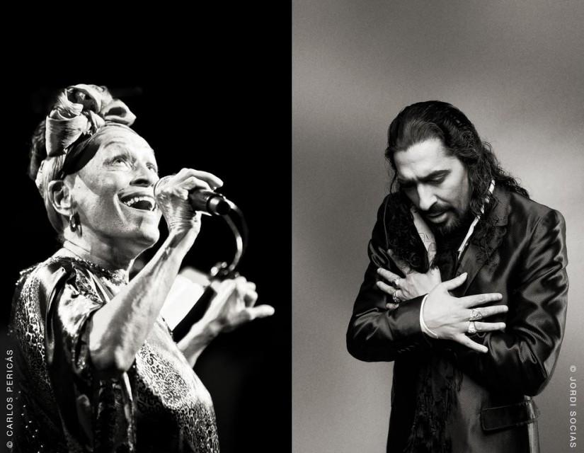 Omara Portuondo e Diego el Cigala (Projecto concluído)