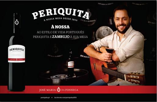Periquita e António Zambujo (Projecto Concluído)